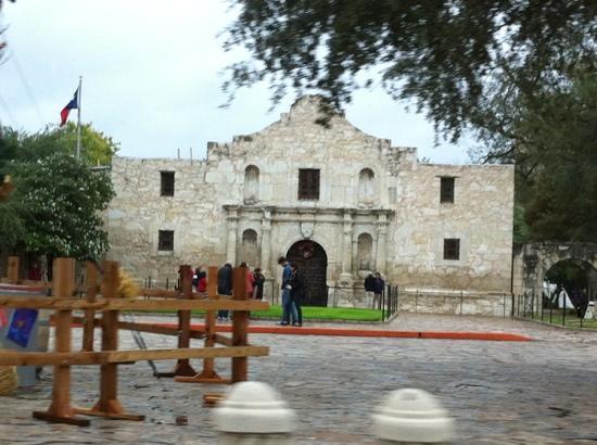 Fairfield Inn & Suites San Antonio Downtown/Alamo Plaza: Alamo