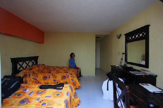Hotel Hacienda De Castilla Room