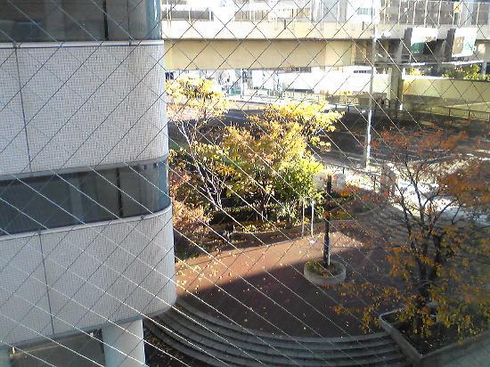 Keio Presso Inn Kayabacho: 窓から見える景色