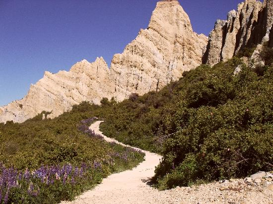 Omarama TOP 10 Holiday Park: Amazing Clay Cliffs
