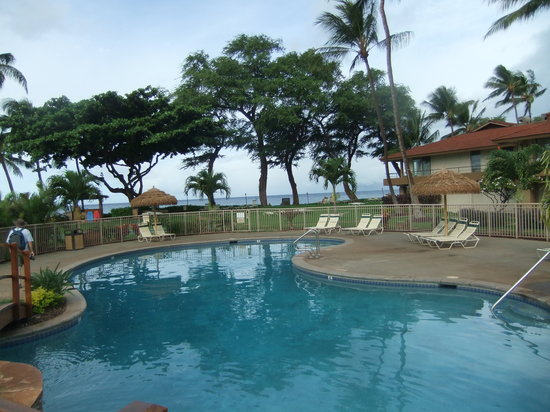 Aston Maui Kaanapali Villas: Pool was very clean and refreshing