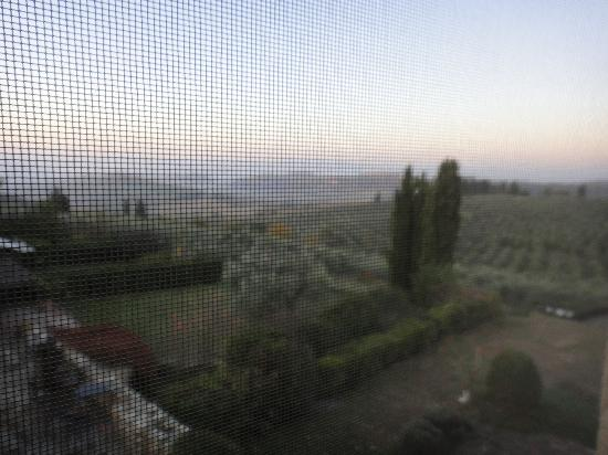 Torre di Ponzano - Chianti area - Tuscany -: Caption from Room