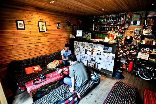 Spinn Cafe and Tours: Spinn Cafe
