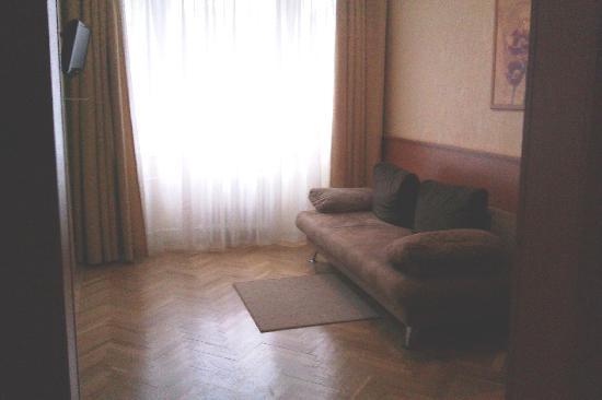 Medosz Hotel: lounge