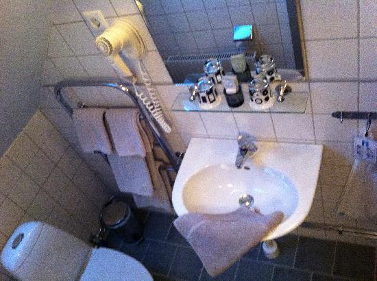 Hotell Oskar: Room 203 ensuite