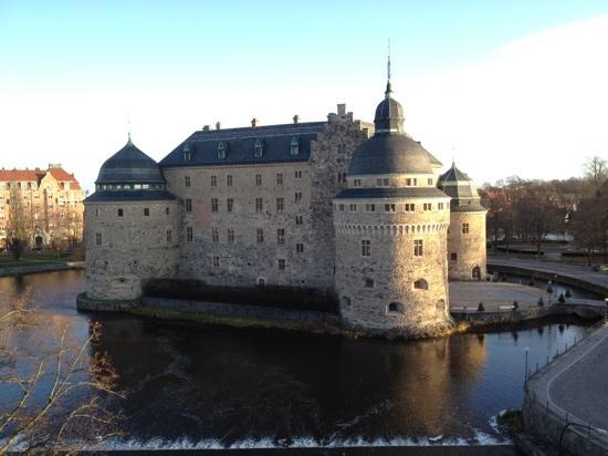 Elite Stora Hotellet: Fin utsikt från sovrumsfönstret