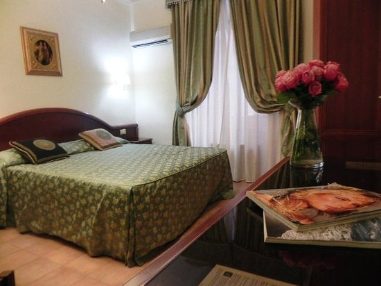 Hotel Gabriella: tripla