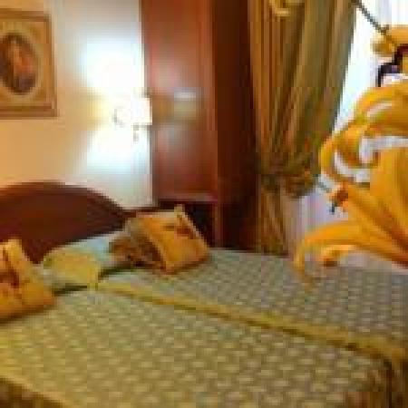 Hotel Gabriella: twin