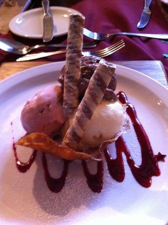 Griffin Inn: ice cream