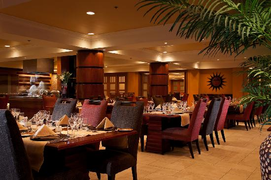 The Federal Palace Hotel: Explorers Restaurant