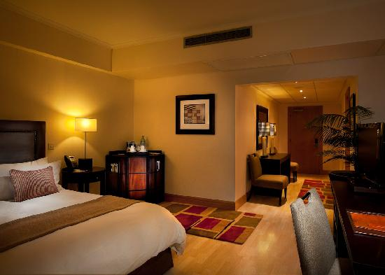 The Federal Palace Hotel: Luxury Room