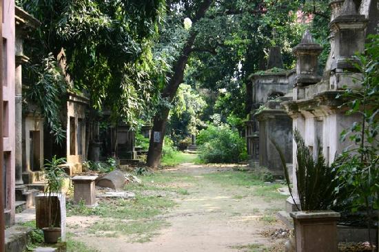 South Park Street Cemetery: South Park St Cemetery.
