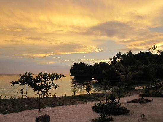Amun Ini Beach Resort & Spa : Scenery
