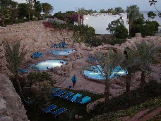 Domina Coral Bay Oasis: la spa sultan