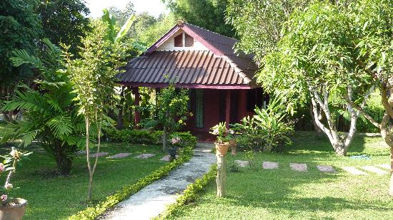 Ban Rai Tin Thai Ngarm Eco Lodge : Eco Lodge