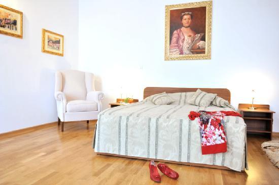 Villa Weidner: Suit's bedroom