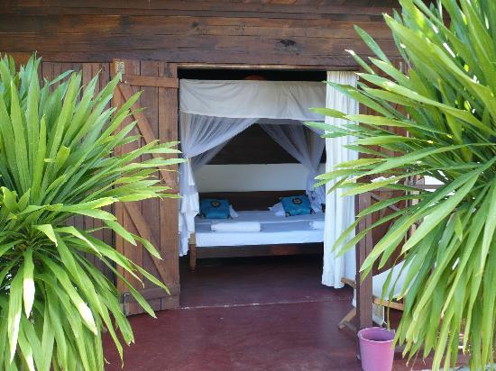 Hotel Eco-Lodge Ravoraha : bungalow