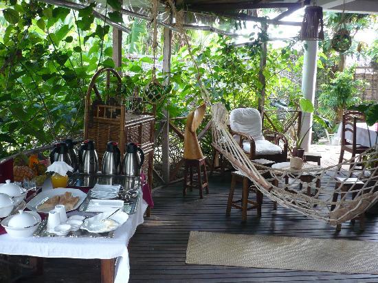 Hotel Eco-Lodge Ravoraha : pdj