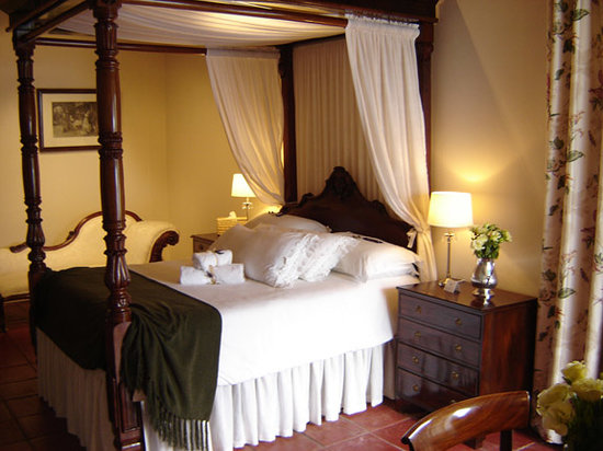 Ryneveld Country Lodge : Luxury Accommodation