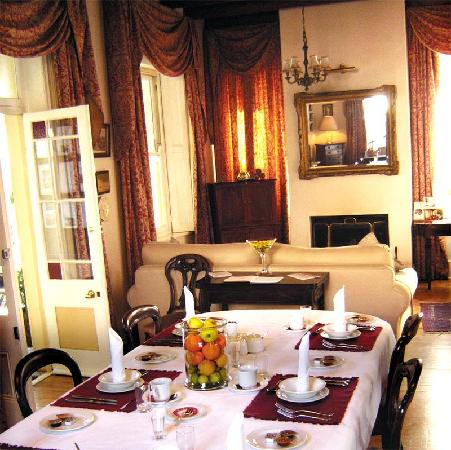 Ryneveld Country Lodge: Dinning Room