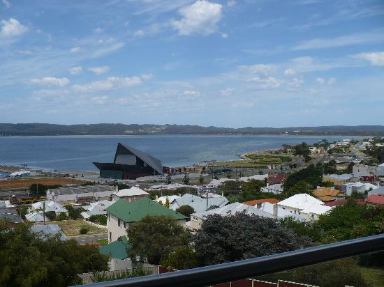 Albany Harbourside Apartments and Houses: our view