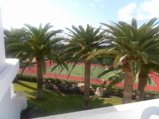 ClubHotel Riu Paraiso Lanzarote Resort: From our room