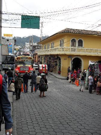 Santo Tomas Hotel: esterno hotel