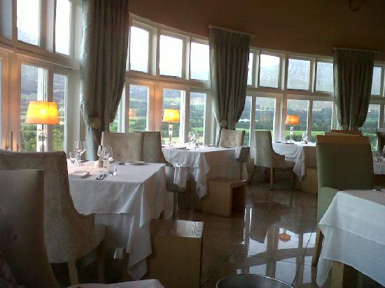 Mange Tout : The interior