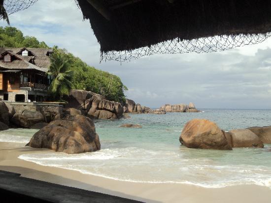 Chez Batista Villas: dalla terrazza del ristorante