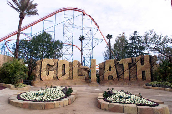 Santa Clarita, Californien: goliath