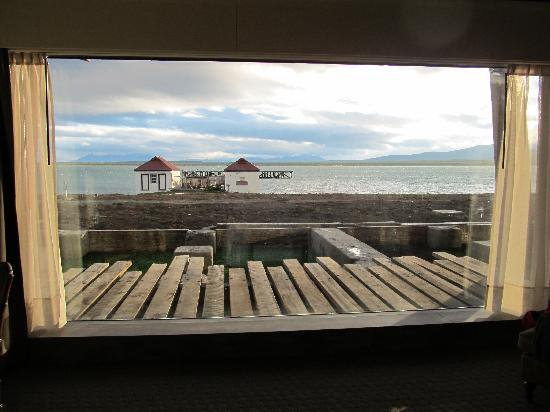 The Singular Patagonia: Vista de la pieza