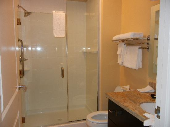 TownePlace Suites Williamsport: Bathroom