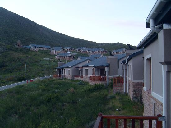 Rawsonville, South Africa: View of the other villas