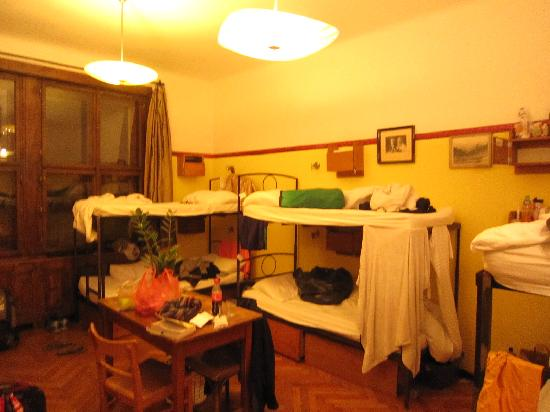 Sir Toby's Hostel: 部屋の中です①