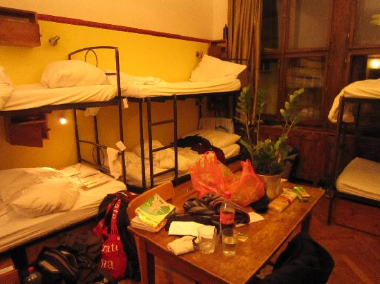 Sir Toby's Hostel: 部屋の中です②