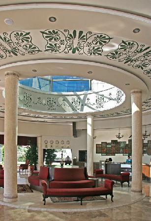 SENTIDO Palmet Resort: Lobby