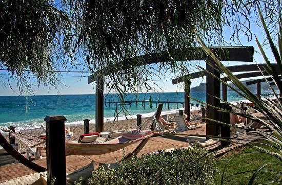 SENTIDO Palmet Resort: Hotelstrand