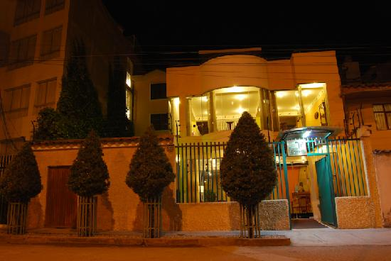 Hotel Torre Dorada: Face Hotel