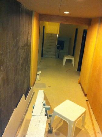 แอทโฮม บูติคโฮเต็ล ถนนสายที่3: couloir