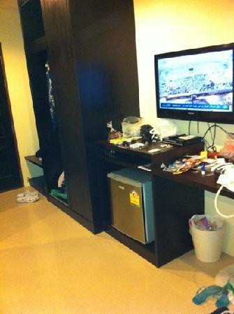 @Home Boutique Hotel: chambre