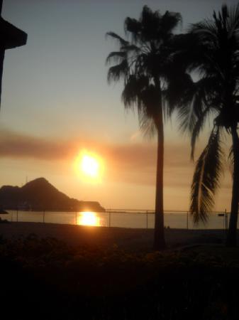 Sunset at Hotel La Posada