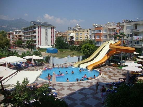 Hotel Grand Zaman Garden Alanya