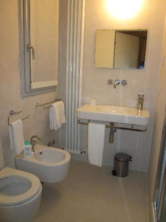 B&B della Legna : il bagno