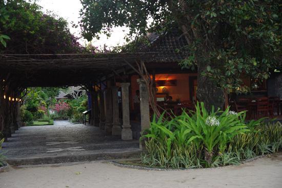 Matahari Terbit Bali Deluxe Bungalows: le restaurant