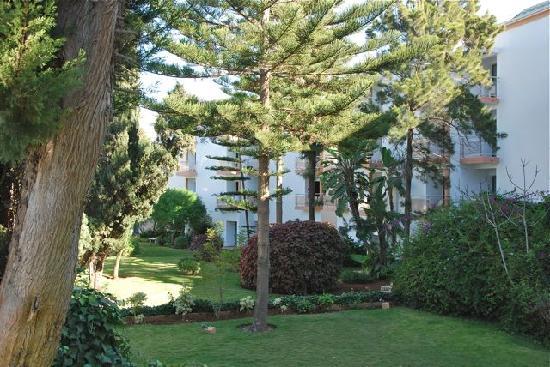 Hôtel Agadir Beach Club : jardin