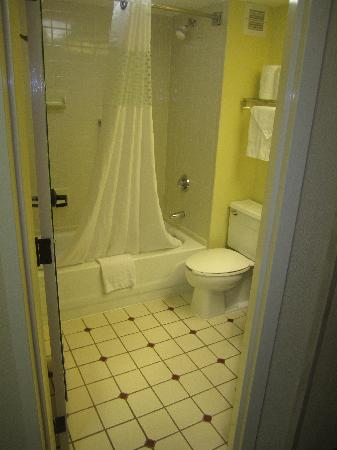 Country Inn & Suites By Carlson: bathroom