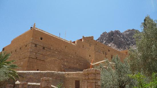 Mount Sinai: Saint Catherine's Monastery