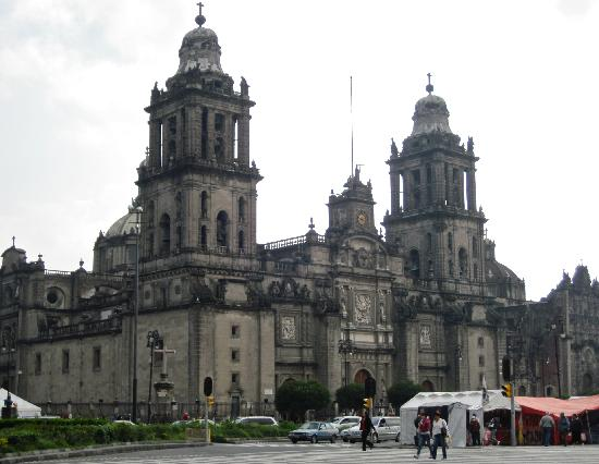 Zocalo : Cathedral