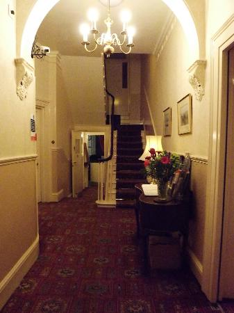 Ridgemount Hotel : Hall