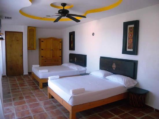 Koox Matan Ka'an Hotel: magnolia